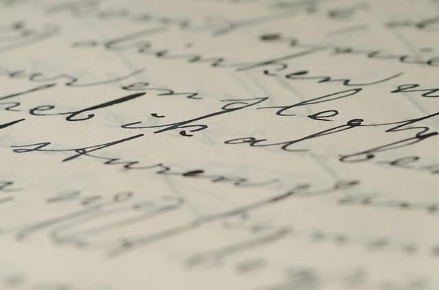 Brief an mein Kindermädchen