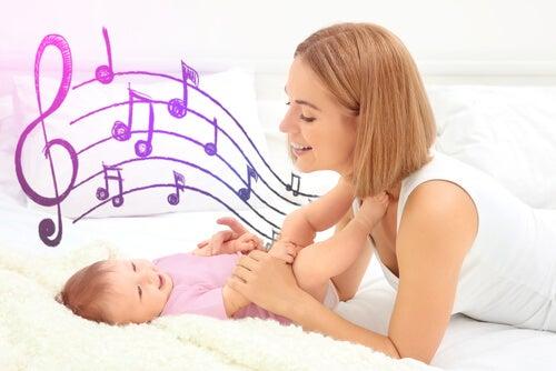 Die besten Schlaflieder - Mutter singt Schlaflied