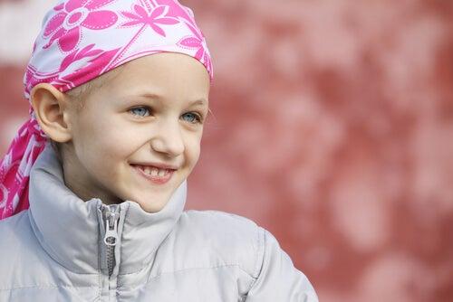 An die kleinen Superhelden, die gegen Krebs kämpfen