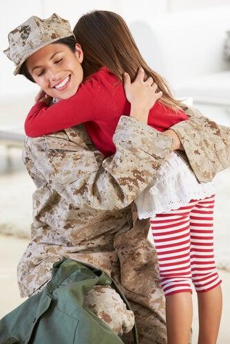 Verlasse dein Kind nie ohne dich zu verabschieden