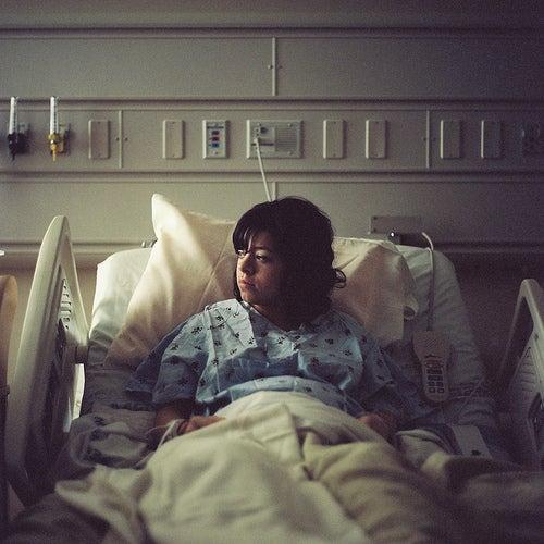 Tag der Geburt - im Krankenhaus