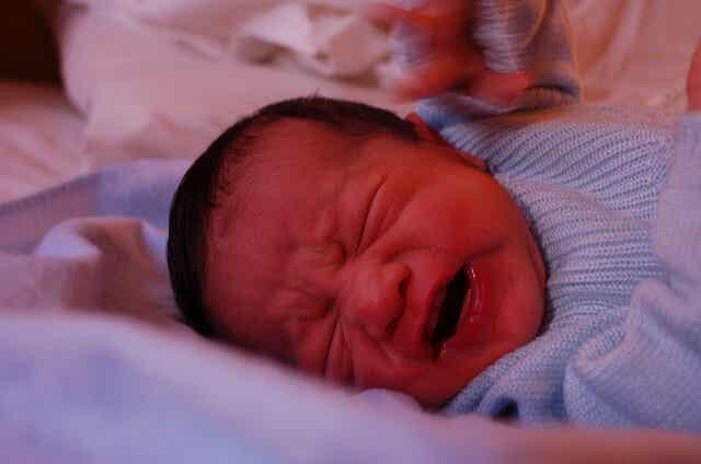 5 Tricks, um ein weinendes Baby zu beruhigen