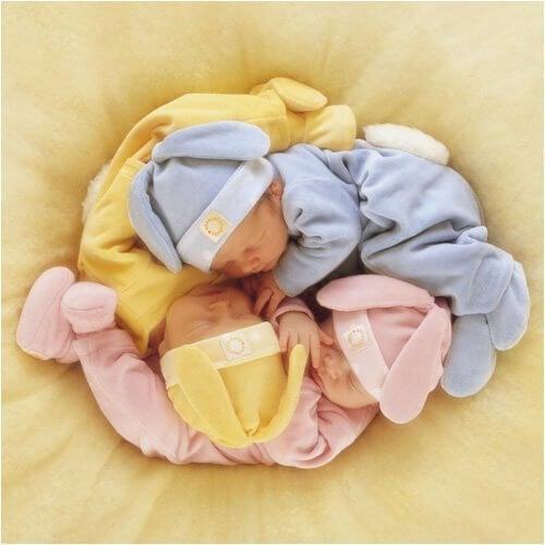 Hilf deinem Baby, die Nacht durchzuschlafen