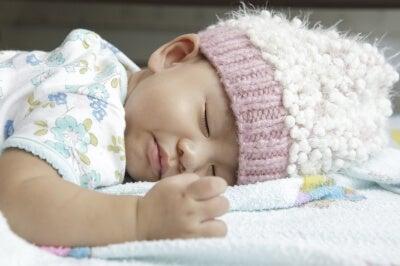 Gesunde Schlafgewohnheiten: 0 bis 3 Monate