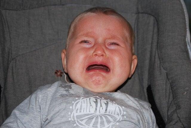 Babys schreien lassen?
