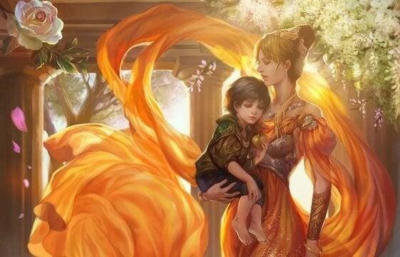 Sprich mit deinen Kindern als ob sie magische Geschöpfe sind