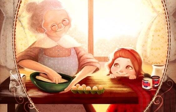 Die modernen Großmütter 2.0 – Großmutter, erzähl mir nochmal, was du gefühlt hast, als du mich zum ersten Mal sahst