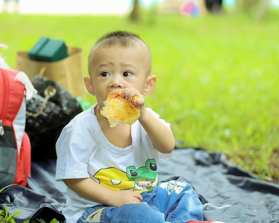 Ernährungstipps für Babys - Baby isst darussen