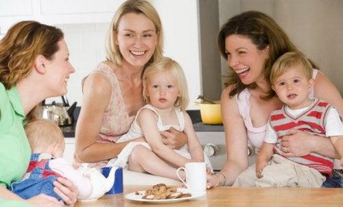 Mütter weinen - Mütter treffen
