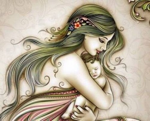 Das Baby schläft nur auf deinem Arm? Ganz normal!