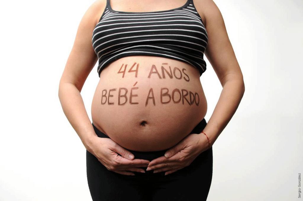 Vorteile eine Mutter über 40 zu sein