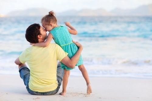 Die magische Vater-Tochter-Beziehung