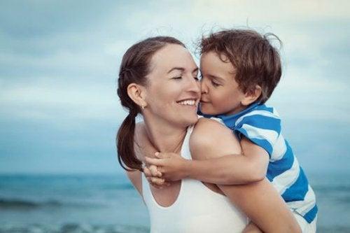 ein Traumprinz - Mutter und Sohn