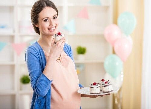 Die 26. Schwangerschaftswoche - Süssigkeiten während der Schwangerschaft