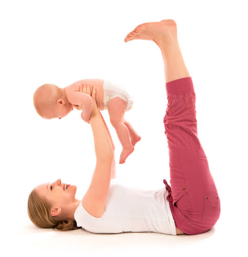 Gewicht nach der Schwangerschaft verlieren - ein paar Tipps