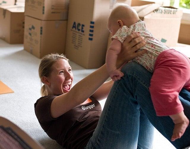 Babys lernen spielerisch!