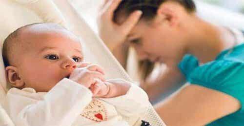Postnatale Depression - so gehst du damit um