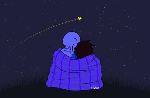 Sternschnuppen- und Regenbogen-Babys