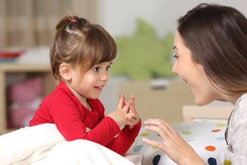 Sprachentwicklung bei Kindern von 0 bis 6 Jahren