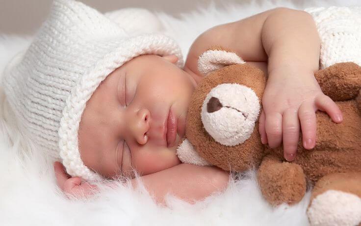 Der Tag an dem dein Baby geboren wurde