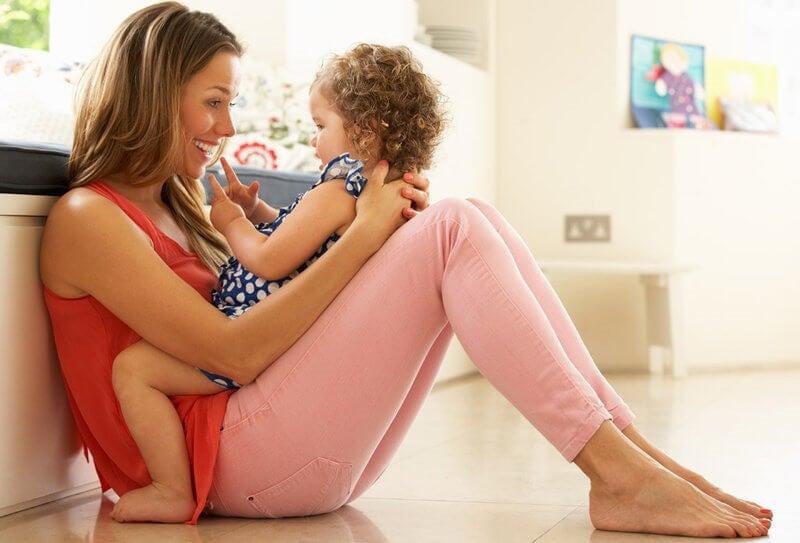 das Gedächtnis - Mutter und Tochter