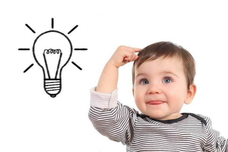 3 Tipps, das Gedächtnis deines Babys zu stimulieren