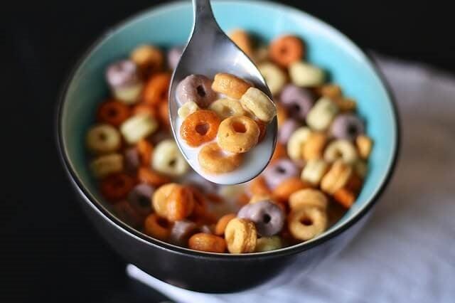 gesunde Snacks - Frühstück