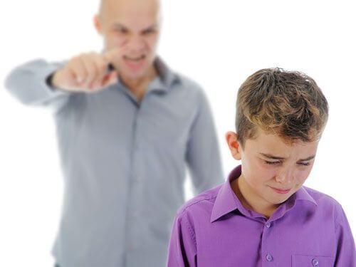 Kinder anzuschreien ist kein guter Erziehungsstil
