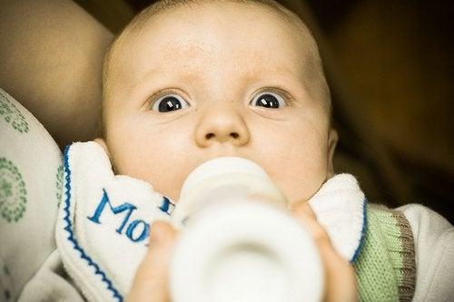 Laktoseintoleranz bei Babys