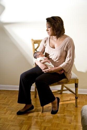 Postnatal: Der heikle Moment nach der Geburt