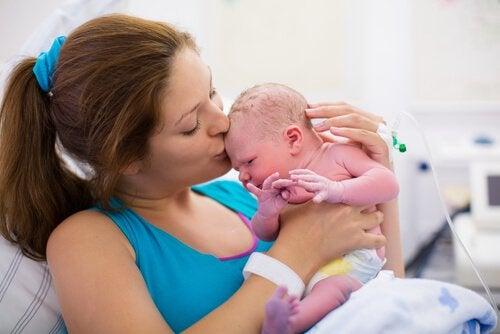 Gelbsucht bei gesunden Neugeborenen