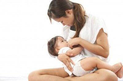 Stillen nach einem Kaiserschnitt