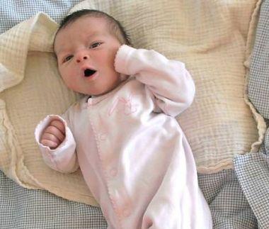 Probleme bei Neugeborenen