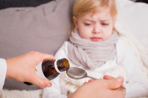 Würmer bei Kindern