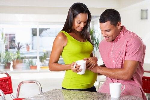 Ängste und Sorgen während der Schwangerschaft: Normal für Väter?