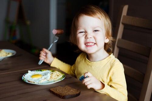 Brainfood für Kinder: Die 6 besten Lebensmittel