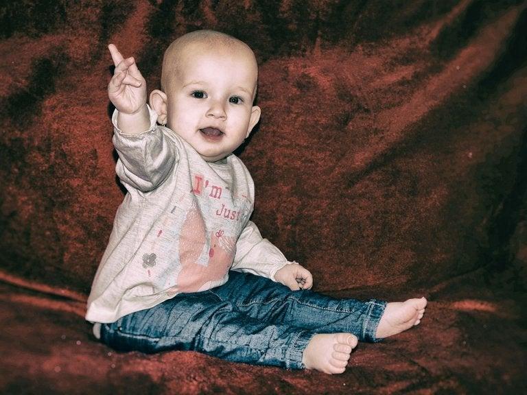 Bring deinem Baby Handzeichen bei