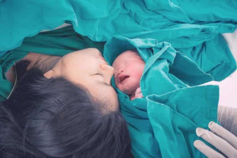 Entdecke den Schmerz der Geburt für Mütter