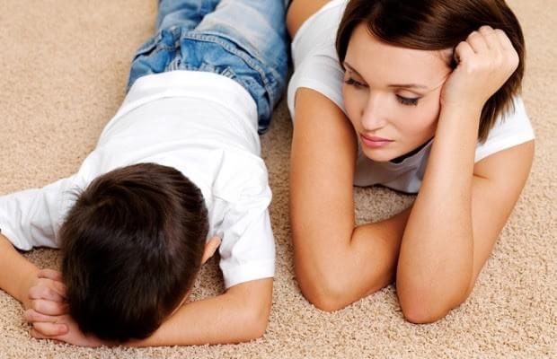 Wutausbrüche bei Kindern besänftigen - diese eine Frage macht es möglich!