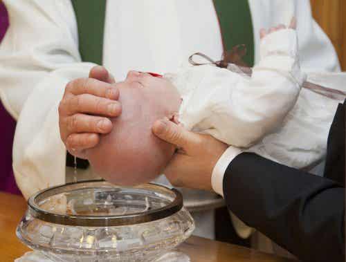 Organisation der Taufe für dein Kind