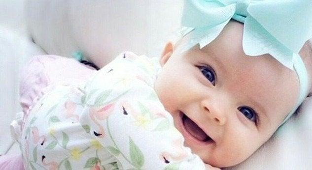 Ich träume davon meine kleine Prinzessin im Arm zu halten!