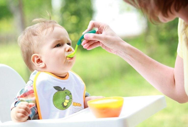 Ernährung deines Babys ergänzen