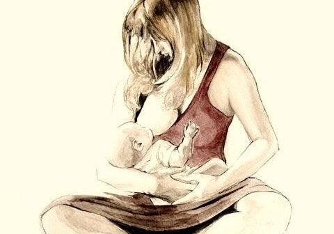Die postpartale Phase im Vergleich zum Baby-Blues