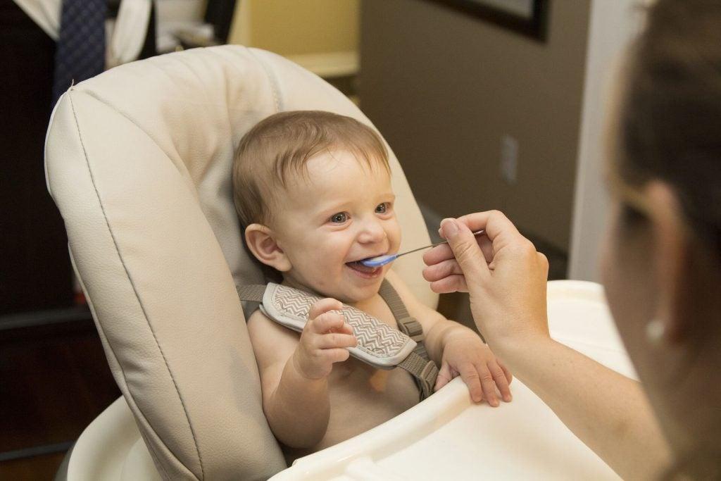 Die besten Nahrungsmittel für die Gesundheit deines Babys