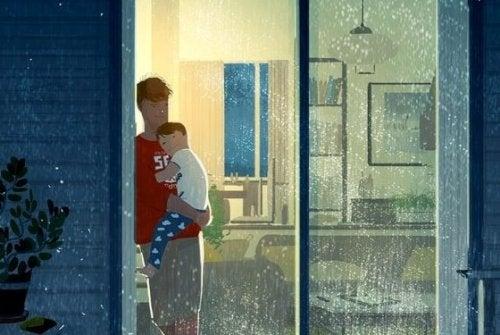 Das Vermächtnis ein guter Vater zu sein