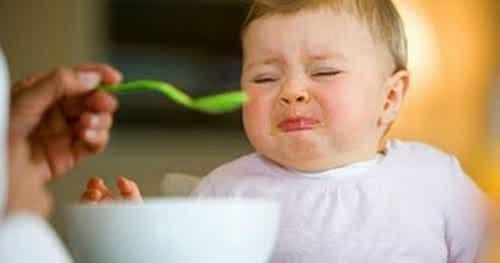 3 Gründe aus denen du dein Kind nicht zum Essen zwingen solltest