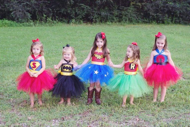 Mädchen sollten Superheldinnen sein