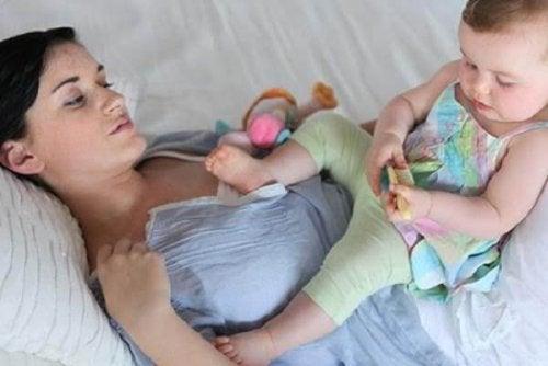 postpartale Menstruation - menstruation-nach-schwangerschaft