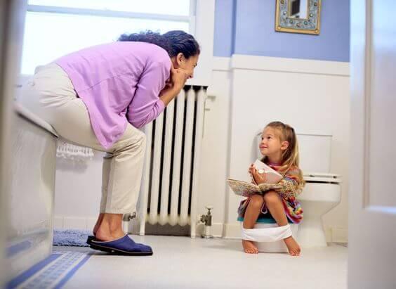 montessori-pädagogik zur windelentwöhnung