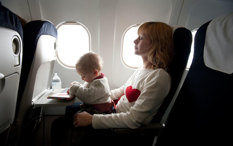 Reisen mit einem Baby – das musst du beachten!